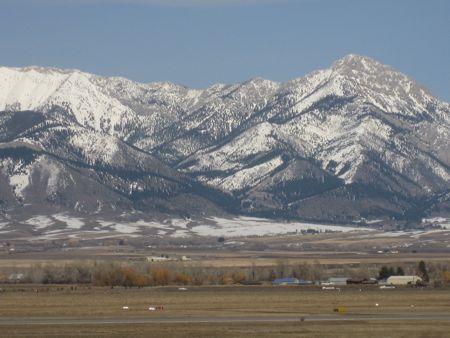 Montana er omtrent lige så sprudlende et festfyrværkeri som det lyder....