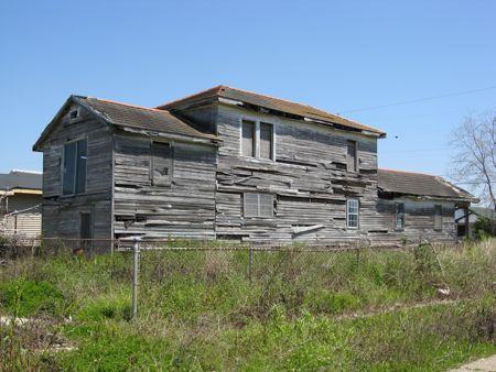 Er det farmors gamle hus?