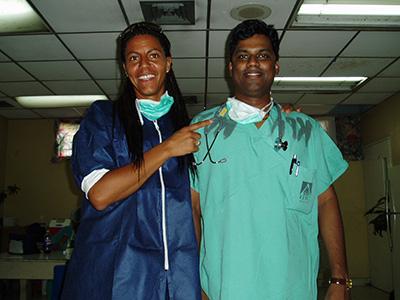 Jamaicanske og indiske mænd, same, same?