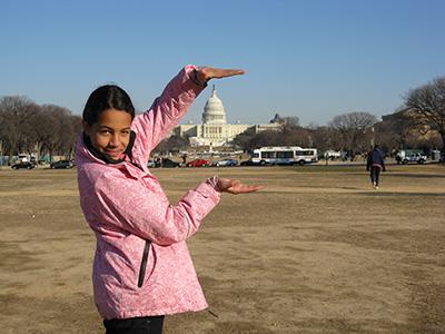 Da ballet var ovre, var The Capitol SÅ stor.