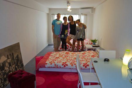 1 værelses med låg.