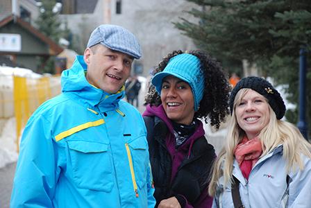 Ælle, mig og Lotta
